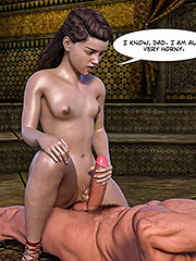 Your dick is touching my asshole - The Prince 9 (Milf) by Pig King