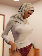 Nice piece of pussy - The Healer: Prelude by Losekontrol (Hijab 3DX)